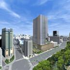 三井不動産が推進する「(仮称)新日比谷プロジェクト」の都市計画決定