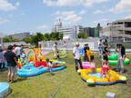 大阪府門真市で、「わくわくウォーターパーク&大阪グルメサミット」開催
