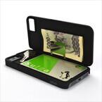 スペック、お札やICカードを収納できるiPhone 5/5s対応多機能ケース