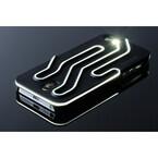 センチュリー、フラッシュが拡散して光るiPhoneケース発売