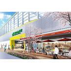 東京都・東小金井駅の商業施設「nonowa 東小金井」が2014年1月27日オープン