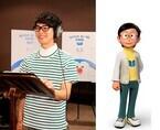 3D版『ドラえもん』青年のび太役に妻夫木聡「葛藤がすごくありました」