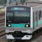 JR常磐線各駅停車&東京メトロ千代田線、ダイヤ改正で日中の運転間隔を短縮