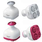 お家で安価にヘッドスパできる頭皮エステ2機種が発売 - パナソニック