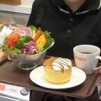 厚焼きホットケーキは濃厚チーズ風味 - 「MOSDO」東日本初店舗が4/1にOPEN