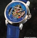 『鉄腕アトム』連載60周年記念の腕時計「ASTRO TIME」で精密技術を駆使!