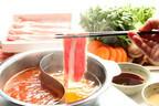 しゃぶしゃぶに食べ放題カレー&野菜セットで990円 - はなまるうどん新業態