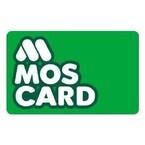 全国のモスバーガーで利用可、プリペイドカード『MOS CARD』4/24から導入