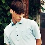 デサント「ランバン スポール」から「スイスコットン半袖ポロシャツ」発売