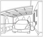 パナソニック、「EV・PHEV充電用カバー付屋外コンセント」新発売
