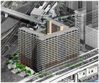 大和ハウス、JR名古屋駅南側大型再開発エリアに都心型賃貸マンション開発