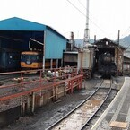 大井川鐵道、新金谷駅構内の鉄道車両整備工場に見学コースを新設