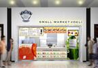 スムージー専門店「SMALL MARKET@DELI」、ダイバーシティに4月19日オープン