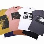 リチウム オムがローリング・ストーンズTシャツ発売! 有賀幹夫氏とコラボ