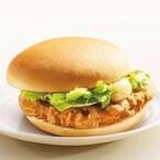 ¥100マックにチキンバーガー「チキンクリスプ」登場