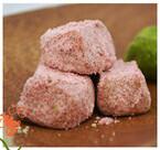 いちご味のほろほろクッキーと、卵黄の風味とコクが際立つカステラを販売開始