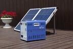 節電対策や緊急時の電源確保! 蓄電式ソーラーシステム発売-友恵
