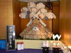 古事記編さん1300年記念。島根県出雲で神話を題材にした平田一式飾競技大会開催