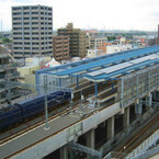 南海線北助松~忠岡間の下り線が8/4高架化、松ノ浜駅の移動で運賃に変更も