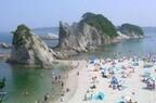 海水浴シーズン到来。岩手県宮古市で浄土ヶ浜サマーフェスティバル開催
