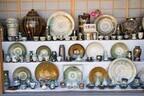 大分県日田市の陶芸の里、小鹿田(おんた)で「小鹿田焼民陶祭り」開催