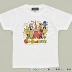 『特命戦隊ゴーバスターズ』『仮面ライダーフォーゼ』映画Tシャツ予約開始