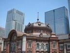 東京都の玄関口、東京駅丸の内口駅舎の復元工事を終え100年前の姿を再現!