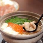 鶏むね肉の激ウマ料理 (2) しっとり食感に変身した鶏むね肉が主役の鍋料理