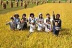 宮城県で稲刈り体験! 三菱ジャー炊飯器発売40周年「稲刈りイベント」