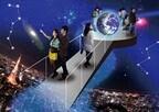 東京都・六本木ヒルズ45万人を魅了した「スカイプラネタリウム」が、パワーアップして開催