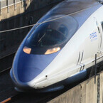 岡山県岡山市の新幹線車両基地を一般公開、あの「カンセンジャー」も登場!