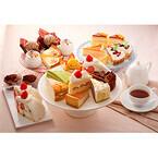 不二家レストラン、ケーキ食べ放題が好評 - ドリンク付きで1380円!