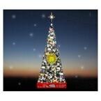 神奈川県「よこはま動物園ズーラシア」で、クリスマスツリー点灯式開催