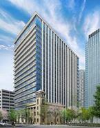 博報堂、「神田錦町三丁目共同建替計画」で東京都神田に複合ビルを建設