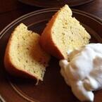 ふわふわシフォンケーキが炊飯器でつくれた!