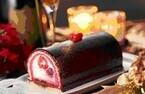 大阪府阪急阪神ホテルズ、ドンペリを使用した大人向けクリスマスケーキ販売