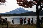 山梨県富士河口湖町、富士山マラソン開催に伴い交通規制を実施