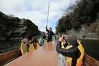 初もうでやお花見に! 秩父鉄道の冬季限定「こたつ舟」1/1より運航開始