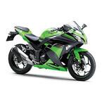 カワサキ、フルモデルチェンジした「Ninja 250」の2013年モデル発売を発表