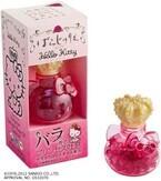 吐息がバラの香りに! 「ハローキティ」がデザインボトルのサプリ発売
