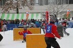 岩手県西和賀町で雪中の熱き戦いが始まる「北日本雪合戦大会」勃発近し!