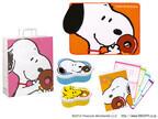 ミスタードーナツ、スヌーピーとコラボした「福袋」「福箱」を発売