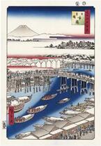 東京都・銀座三越で、浮世絵師・歌川広重の展覧会が開催