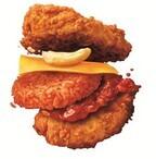 ケンタッキー、肉2枚でライスをはさんだ「ケンタッキーチキンライス」発売