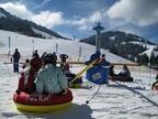 群馬県・水上高原スキーリゾートに、5歳以下専用の雪遊び専用広場オープン