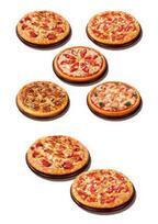 ピザハット、誕生55周年を記念して5種類のピザを特別価格で提供