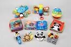 乳幼児発達学による知育玩具「Lamaze」が日本初上陸! - タカラトミー