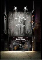 東京都銀座にアメリカンウイスキー「ジャック ダニエル」のバーがオープン