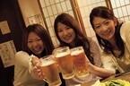 ランチタイムもノンアルコールで乾杯!? - 飲食店のドリンク調査