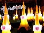 ハートに333匹の鯛にさんま!? 春の東京タワーはイベントがいっぱい!
